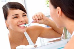уход за зубами после снятия брекетов