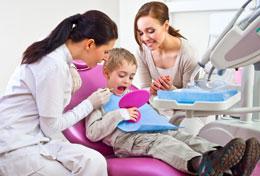 молочные зубы у детей и их лечение
